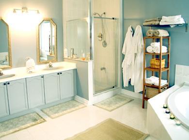מקלחון מעוצב לחדר אמבטיה