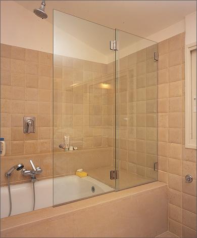 מקלחון מעוצב לפי מידה